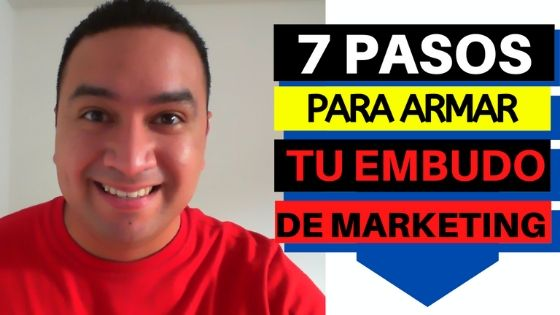 7 Pasos para armar tu embudo de Marketing